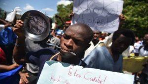 Haiti:  Mobilisation citoyenne contre la corruption