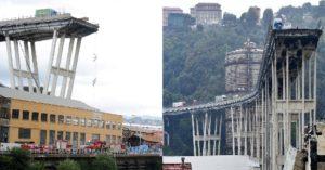 Monde: Un pont s'effondre en Italie et cause des dizaines de morts