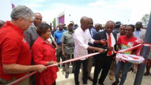 Haiti: Inauguration du Centre de Formation Professionnelle et Technique de Hinche