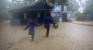 Haiti: Trois personnes foudroyées lors d'un orage mortes sur le coup