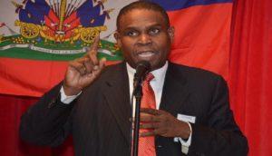 Haiti: Jean Henry Ceant  «Haïti doit éviter tout risque de chaos et de chambardement»