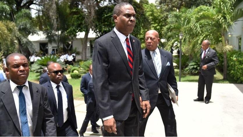 Haiti: Le Premier Ministre Jean Henry Céant de retour plus tôt que prévu