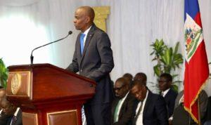 Haiti: Allocution du Président Jovenel Moise à l'occasion de l'investiture du Premier Ministre, Jean Henry Ceant