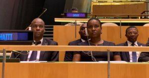Monde: Jovenel Moise à la 73ème Session ordinaire de l'Assemblée générale des Nations Unies