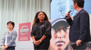 Monde: Naomi Osaka nouvelle ambassadrice de Nissan