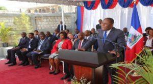Haiti: Cérémonie officielle du lancement  de l'année scolaire 2018-2019