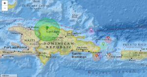 Haiti: La terre a tremblé dans le Grand Nord