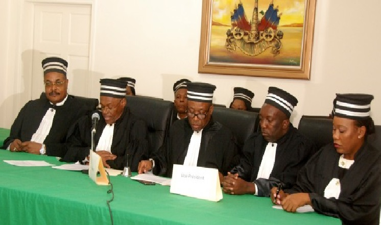 Haiti: Face à des menaces, des membres de la Cour supérieure des comptes auraient laissé le pays