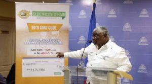 Haiti: La Direction générale de l'EDH lance une mise en garde contre les fraudeurs