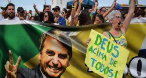 Haiti:  Le candidat d'extrême droite Jair Bolsonaro élu président du Brésil