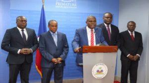 Haiti: Jean-Henry Céant «Moins de 120,000 contribuables sur 11 millions payent des impôts»