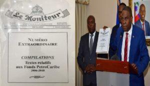 Haiti: Le gouvernement décidé de faire la lumière sur le dossier Petrocaribe