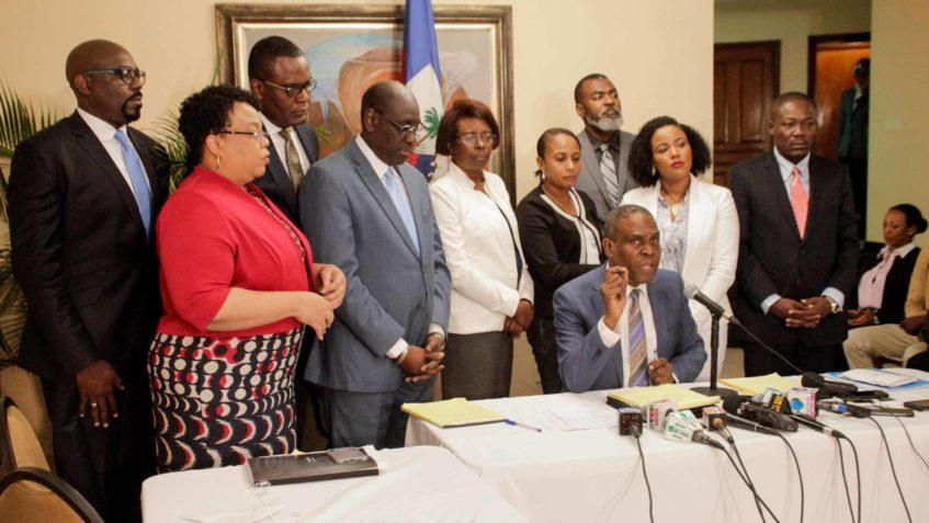Haiti: La chambre des députés vote la motion de censure contre le Premier Ministre Jean Henry Céant