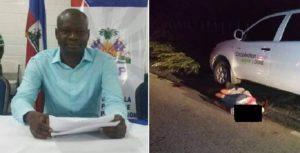 Haiti: L'administrateur de la direction départementale de la santé publique et de la population, Kapi Minthor, assassiné