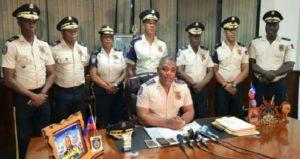 Haiti: Michel-Ange Gédéon « La PNH ne restera pas les bras croisés face à la violence »