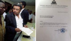 Haïti: Louis-Jodel Chamblain attendu au parquet suite aux révélations de coup d'État contre Jovenel Moise