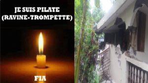 Haiti: La commune de Pilate touchée gravement par le séisme, le député appelle à l'aide