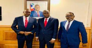Haiti: Jovenel Moise se sépare de plus de 16 proches collaborateurs à la Présidence