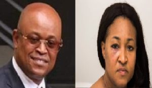 Haiti: Mandat d'amener émis contre Yves Léonard pour avoir agressé Nice Simon
