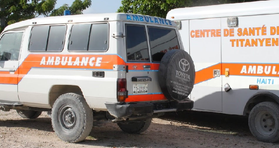 Haiti: Le ministère de la Santé publique et de la Population condamne l'attaque perpétrée contre une ambulance