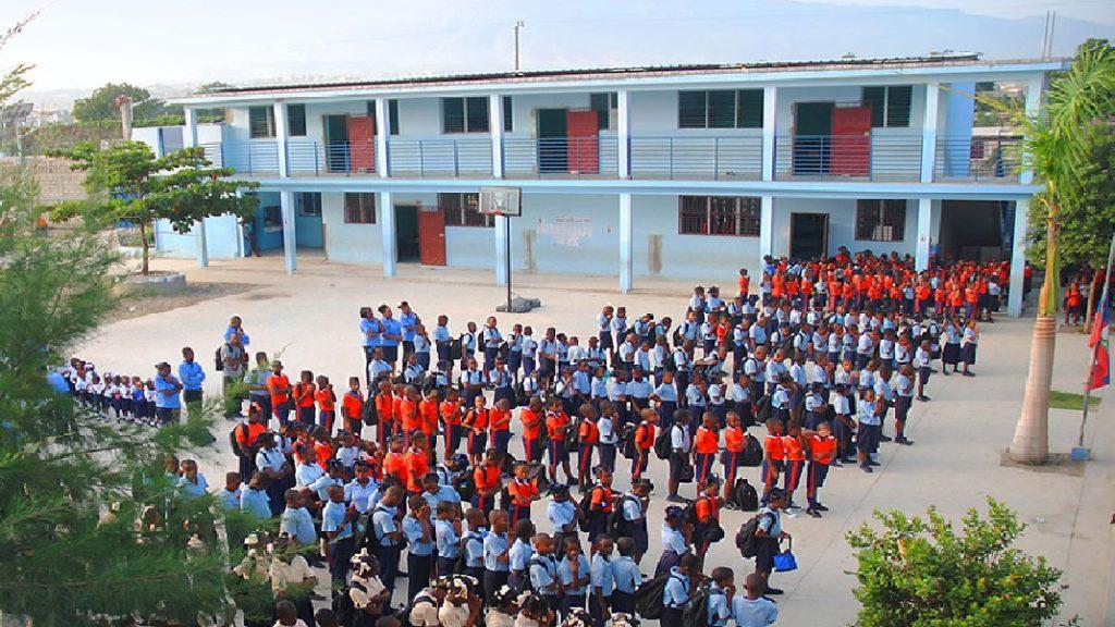 Haiti: Déscolarisés et angoissés, les enfants haïtiens victimes de la crise politique