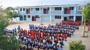 Haiti: 18 millions de dollars pour la construction de 60 écoles pour une éducation de qualité