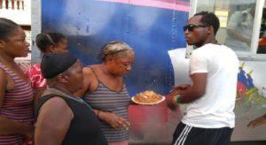 Haiti: Plus de  3000 repas chauds aux habitants de Village de Dieu par le FAES