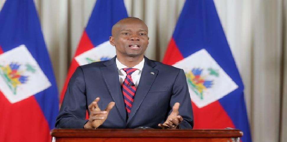 Haiti: Allocution du Président de la République, Son Excellence Monsieur Jovenel Moise