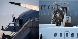 Monde: Des haïtiens déçus de l'expérience chilienne retournent au bercail