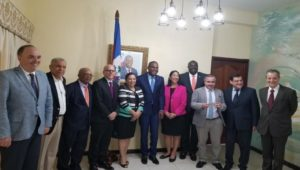 Haïti: L'OEA réitère son soutien inconditionnel au gouvernement haitien