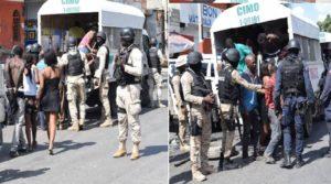 Haiti: 88 personnes interpellées dont 3 chefs de gang par la PNH le weekend écoulé