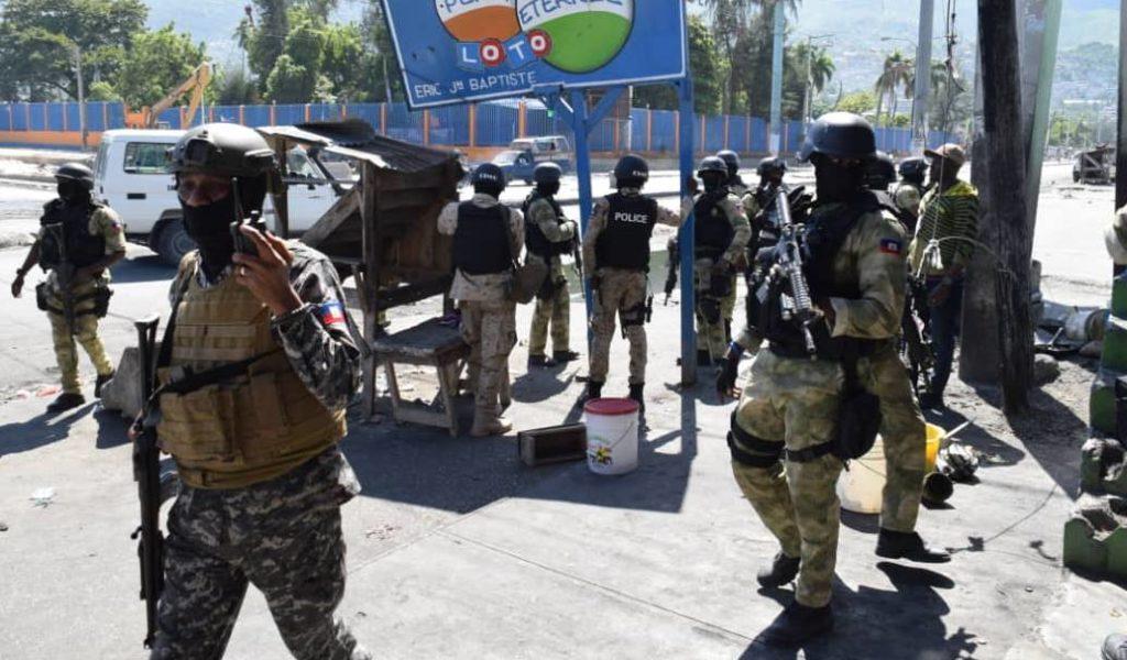 Haiti: L'offensive contre les gangs armés du village de Dieu reporté