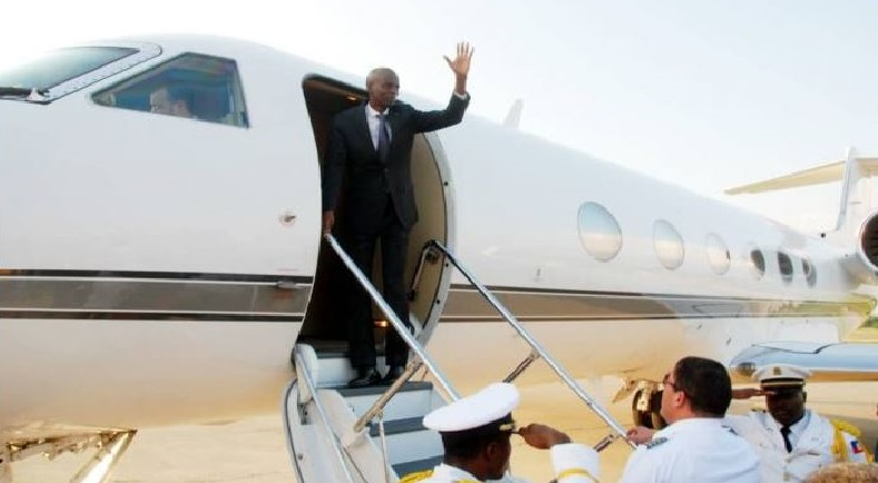 Haïti: Le président Jovenel Moïse immortalisé par ses assassins