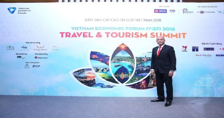 Monde: Michel Martelly invité par le Forum économique et le ministère du Tourisme du Vietnam