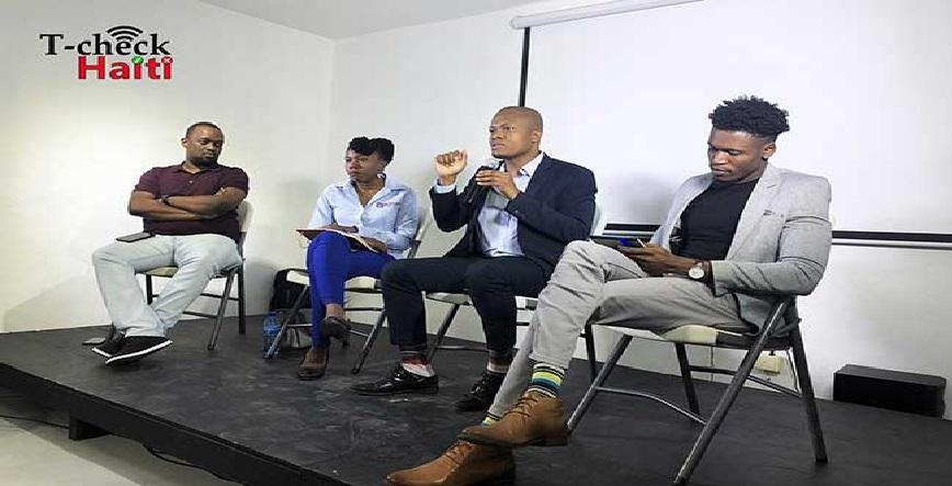 Haïti: T-Check Haiti, une plateforme pour combattre les fausses informations sur les réseaux sociaux