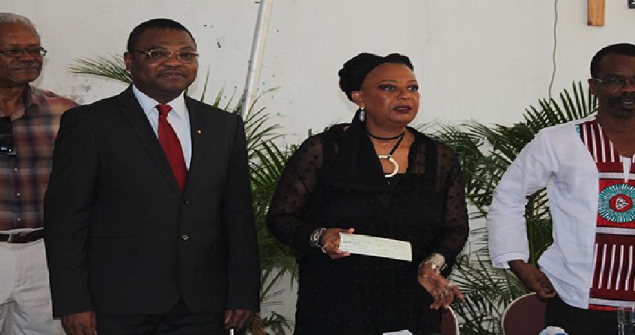 Haiti: Don d'environ 18 mille U$ de l'Oif pour la reconstruction de la Radio Télé Kiskeya