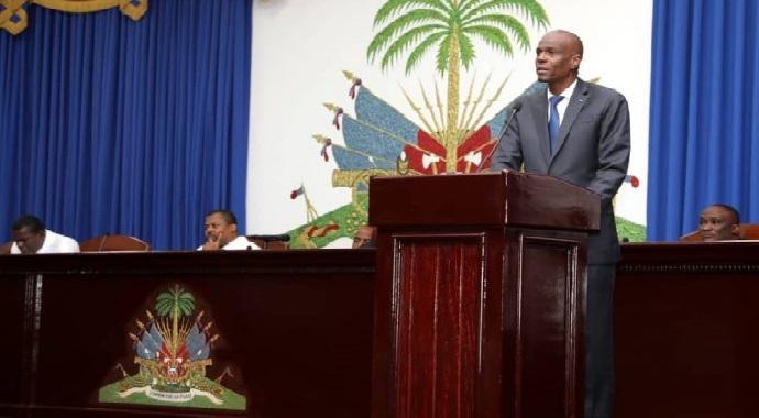 Haiti: Jovenel Moïse «Nous sommes tous obligés de nous mettre ensemble pour un nouveau départ»