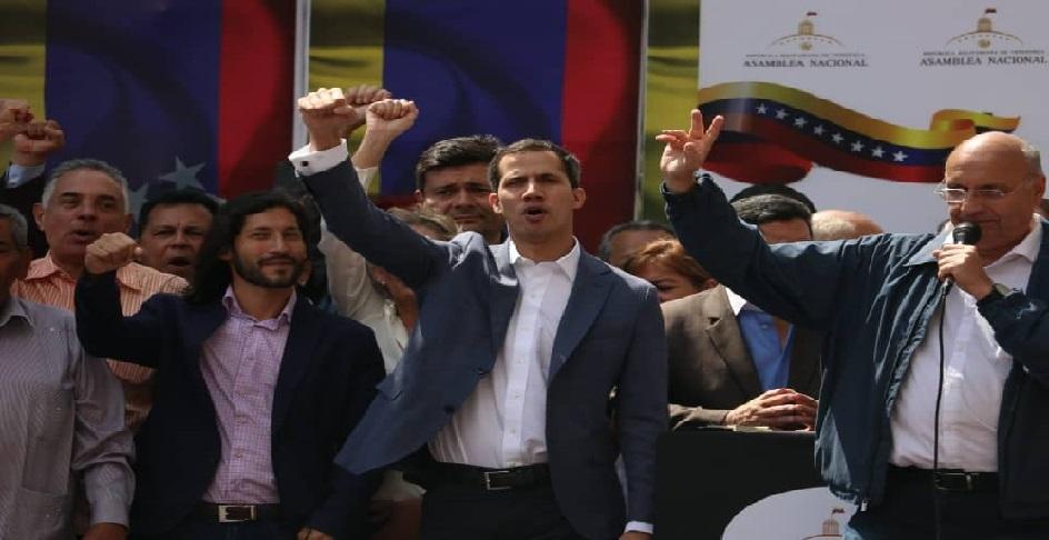 Monde: Les fonctionnaires qui ont arrêté arbitrairement le président du parlement vénézuélien  destitués et sanctionnés