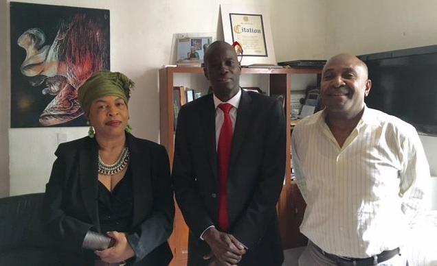 Haiti: Marvel Dandin et Liliane Pierre-Paul déposent une plainte pour identifier les causes réelles du sinistre