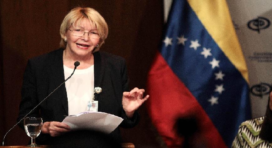 Monde: L'ex-procureure générale Luisa Ortega appuie Juan Guaido