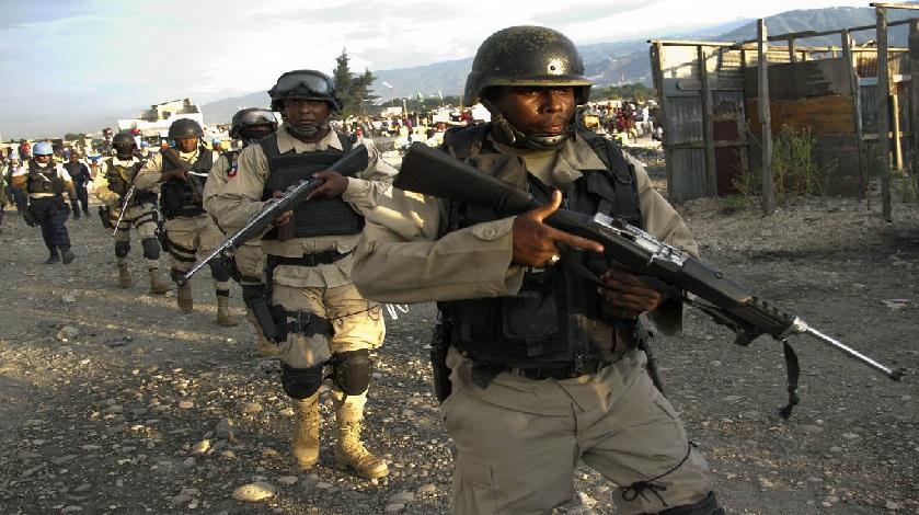 Haiti: Vent de panique à portail léogane