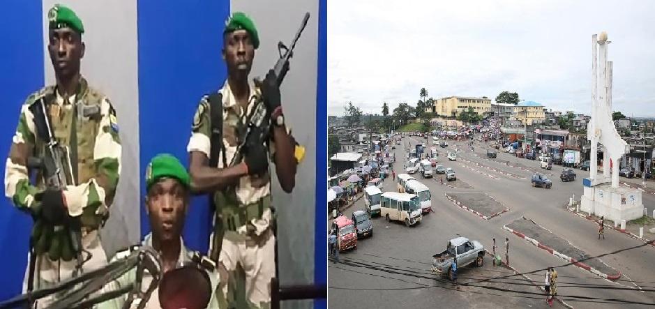 Monde: Tentative de coup d'Etat au Gabon, les putschistes arrêtés selon le gouvernement