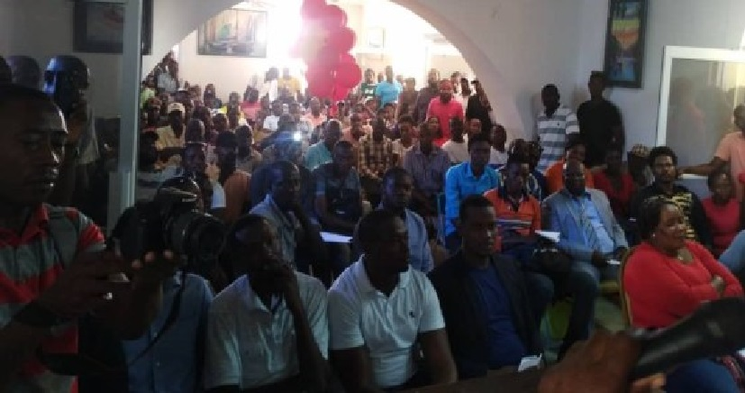 Haiti: Le secteur dit démocratique et populaire en tournée dans le Grand Nord