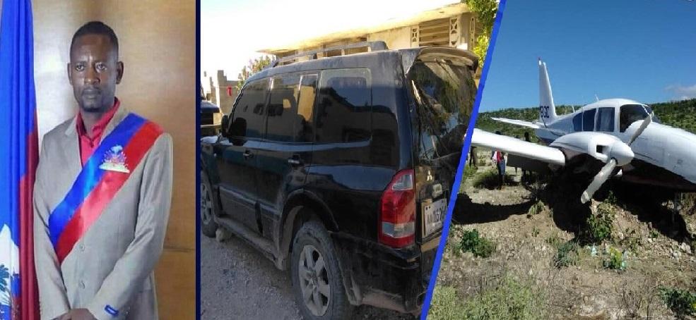 Haiti: Avion de stupéfiants, le maire Christian Joseph de l'OPL épinglé