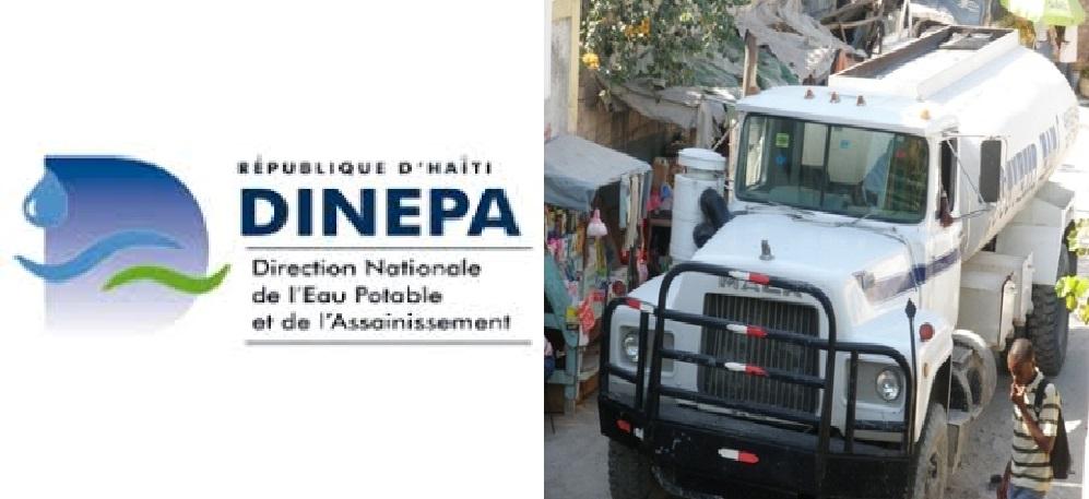 Haiti: Les manifestations affectent l'approvisionnement en eau des stations de pompage dans la capitale