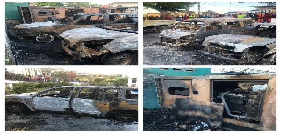 Haiti: Le Ministère de la Culture et de la Communication condamne les actes d'incendie perpétrés à la TNH