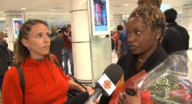 Monde: Les touristes canadiens coincés en Haïti de retour à Montréal
