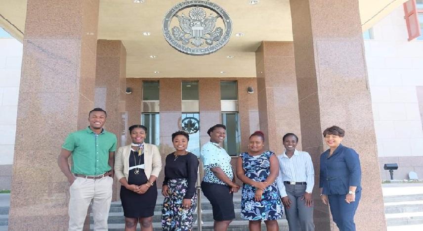 Haiti: L'ambassade américaine apporte son support à cinq actrices haïtiennes