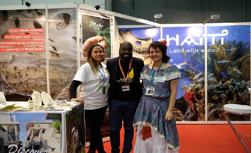 Monde: Haiti confirme sa présence sur la carte touristique mondiale au plus grand Salon de Berlin