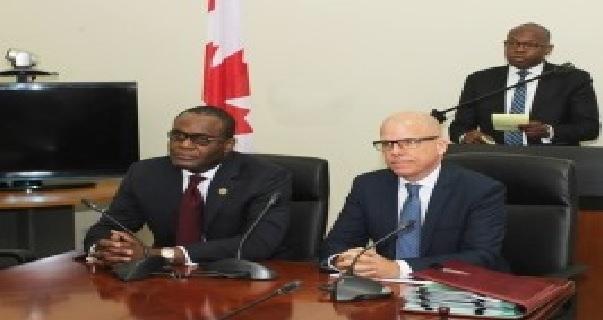 Haiti: Protocole d'entente entre Haïti et Canada pour garantir un développement rentable et durable